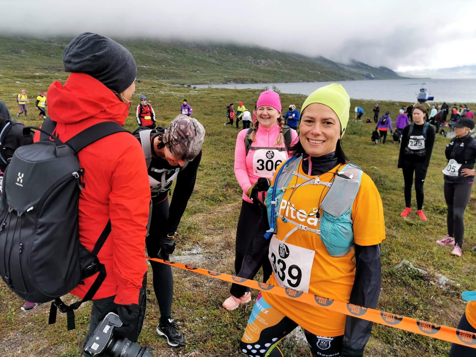 Arctic Circle Race 2019 Polcirkelloppet Guijaure Elin B