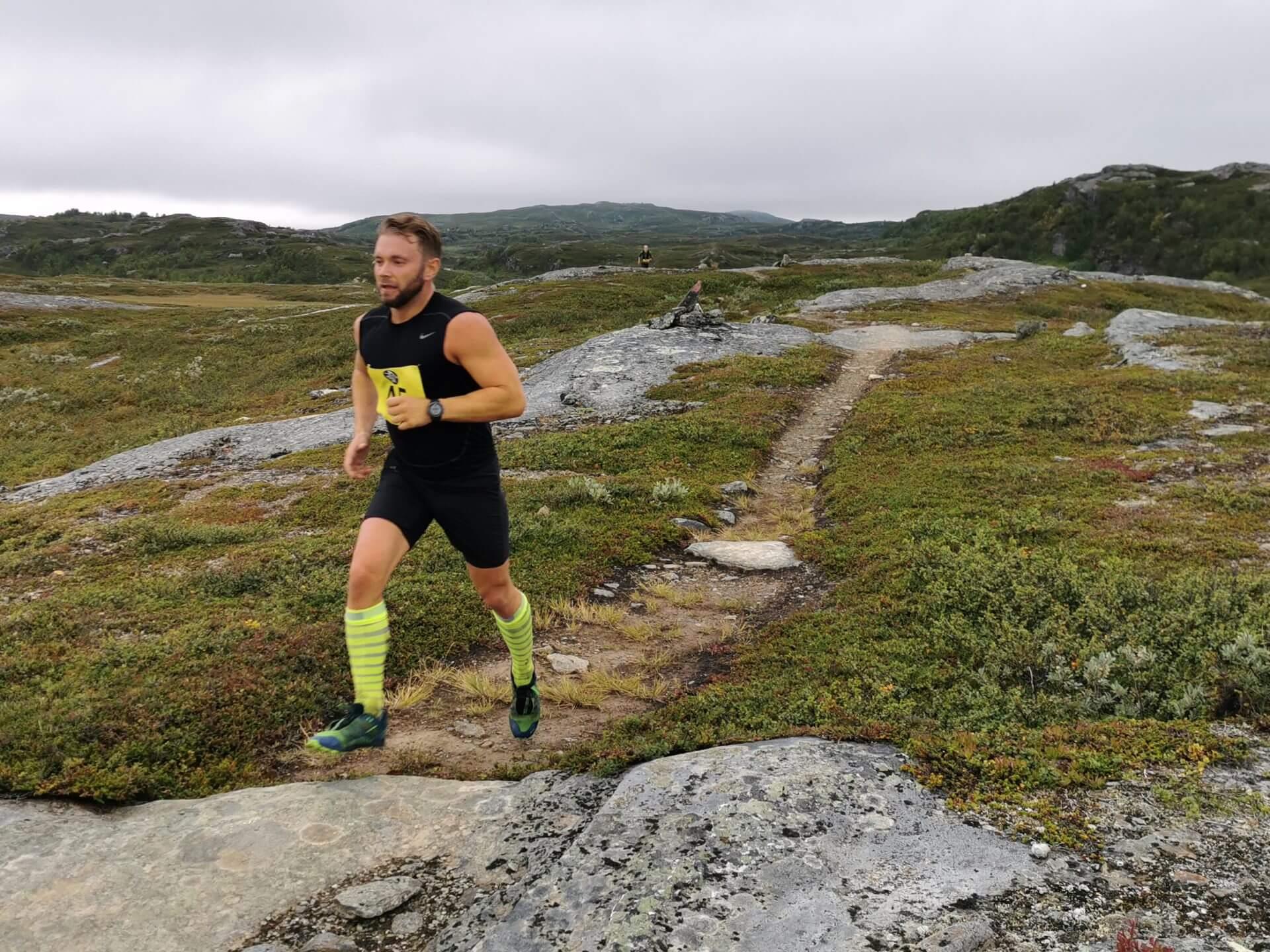 Arctic Circle Race 2019 Polcirkelloppet Guijaure Oskar Löfbom