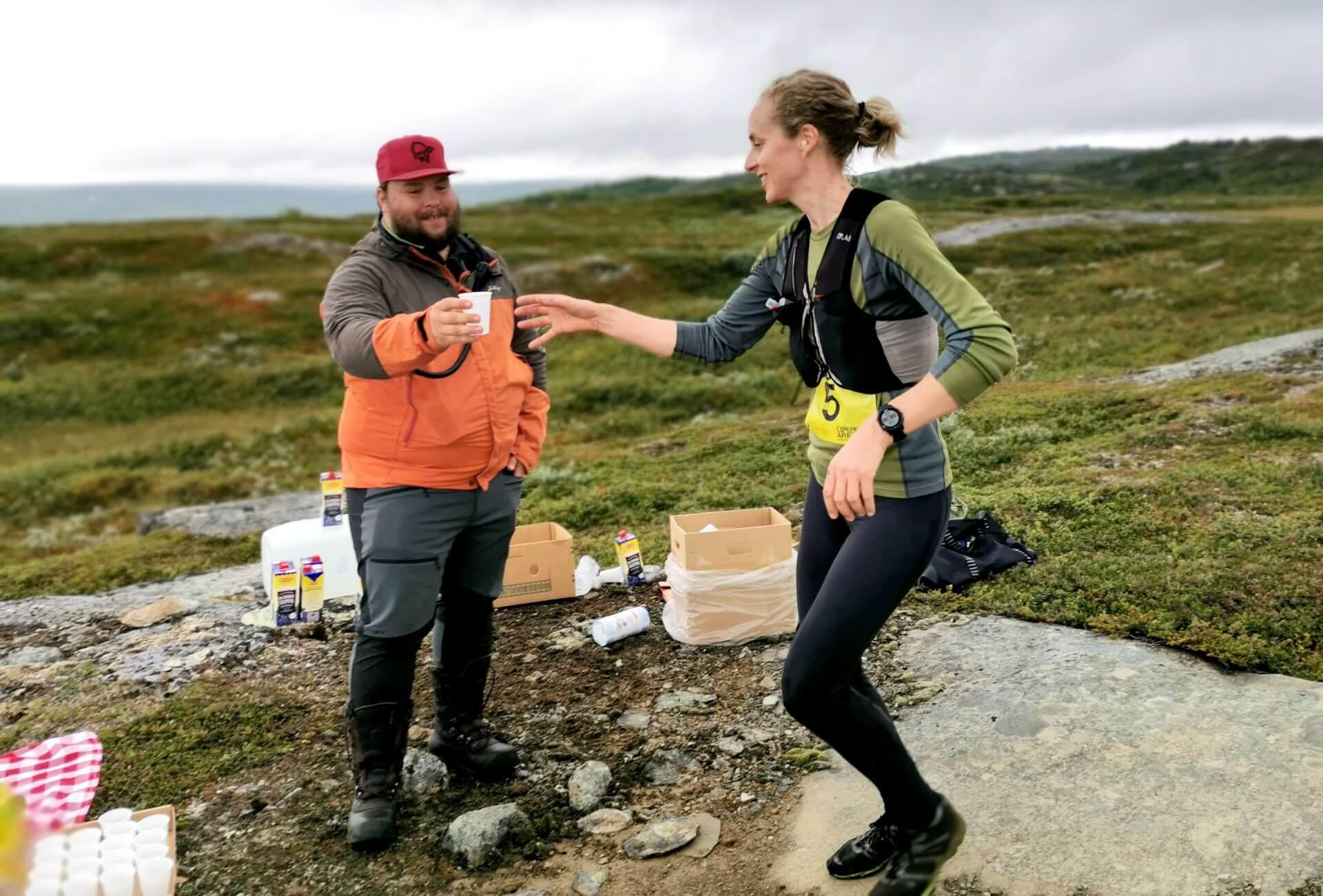 Arctic Circle Race 2019 Polcirkelloppet Guijaure Sigrid Lagerfelt 2