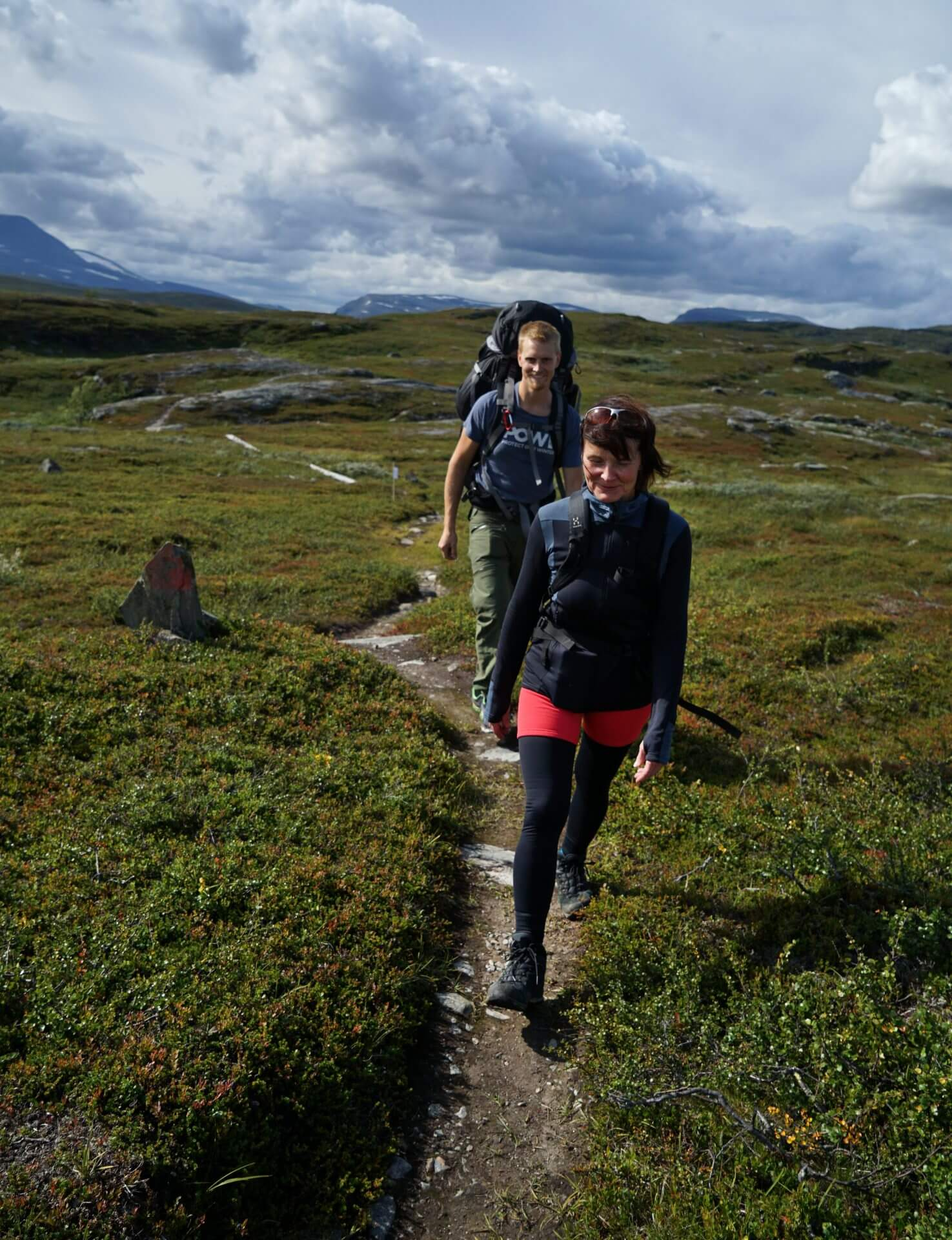 Arctic Circle Race 2019 Polcirkelloppet Guijaure Sundman4