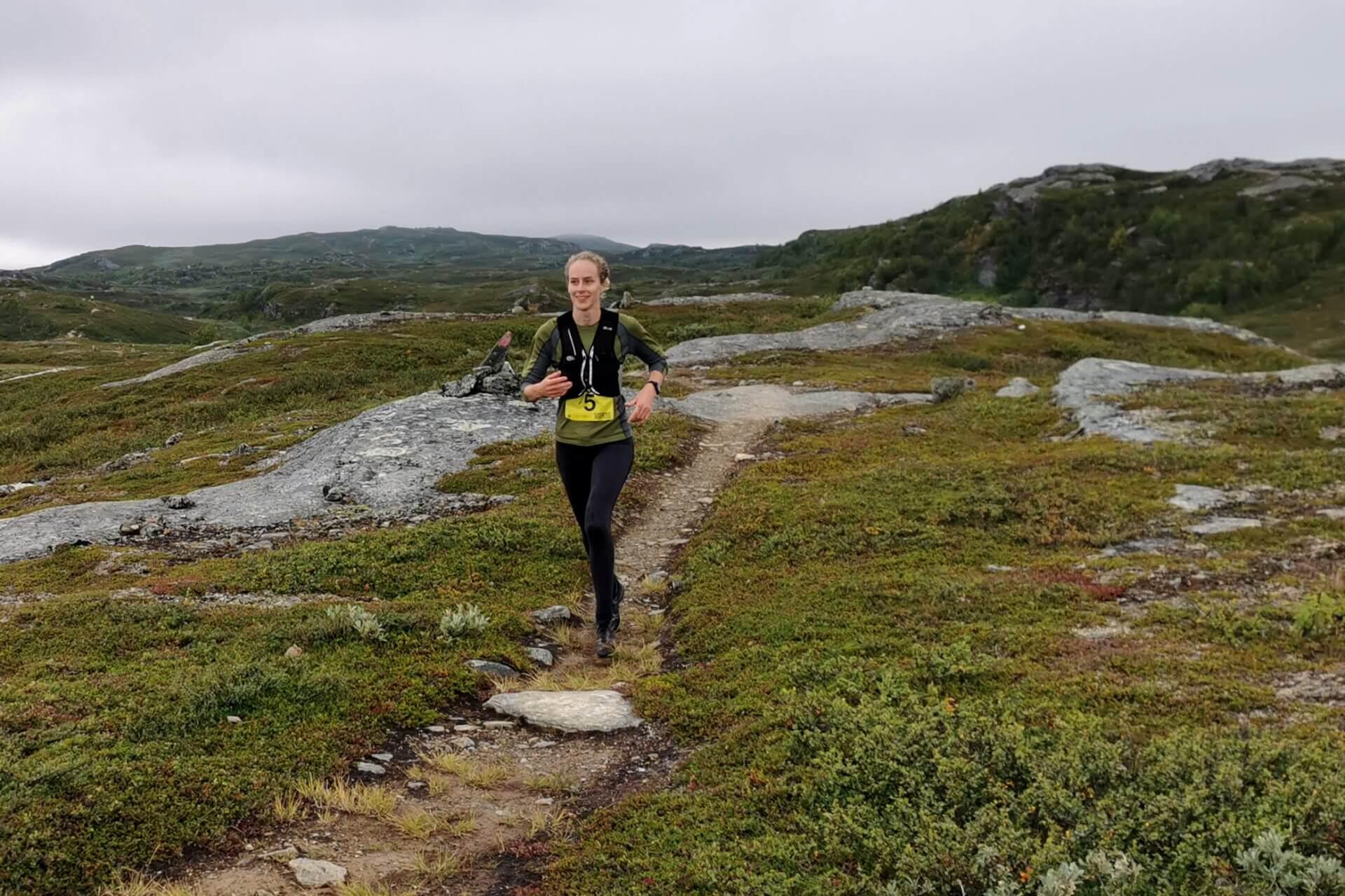 Arctic Circle Race 2019 Polcirkelloppet Guijaure kontr 5