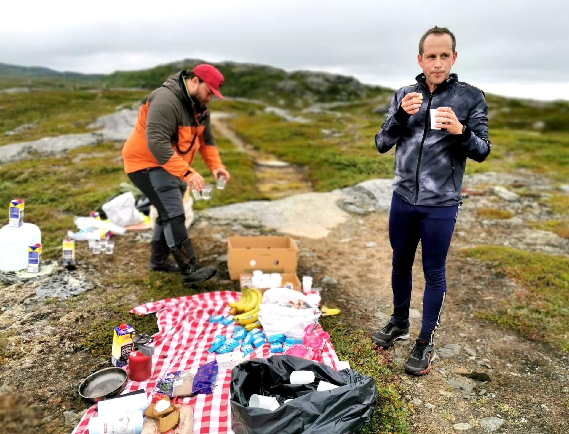 Arctic Circle Race 2019 Polcirkelloppet Guijaure kontr M