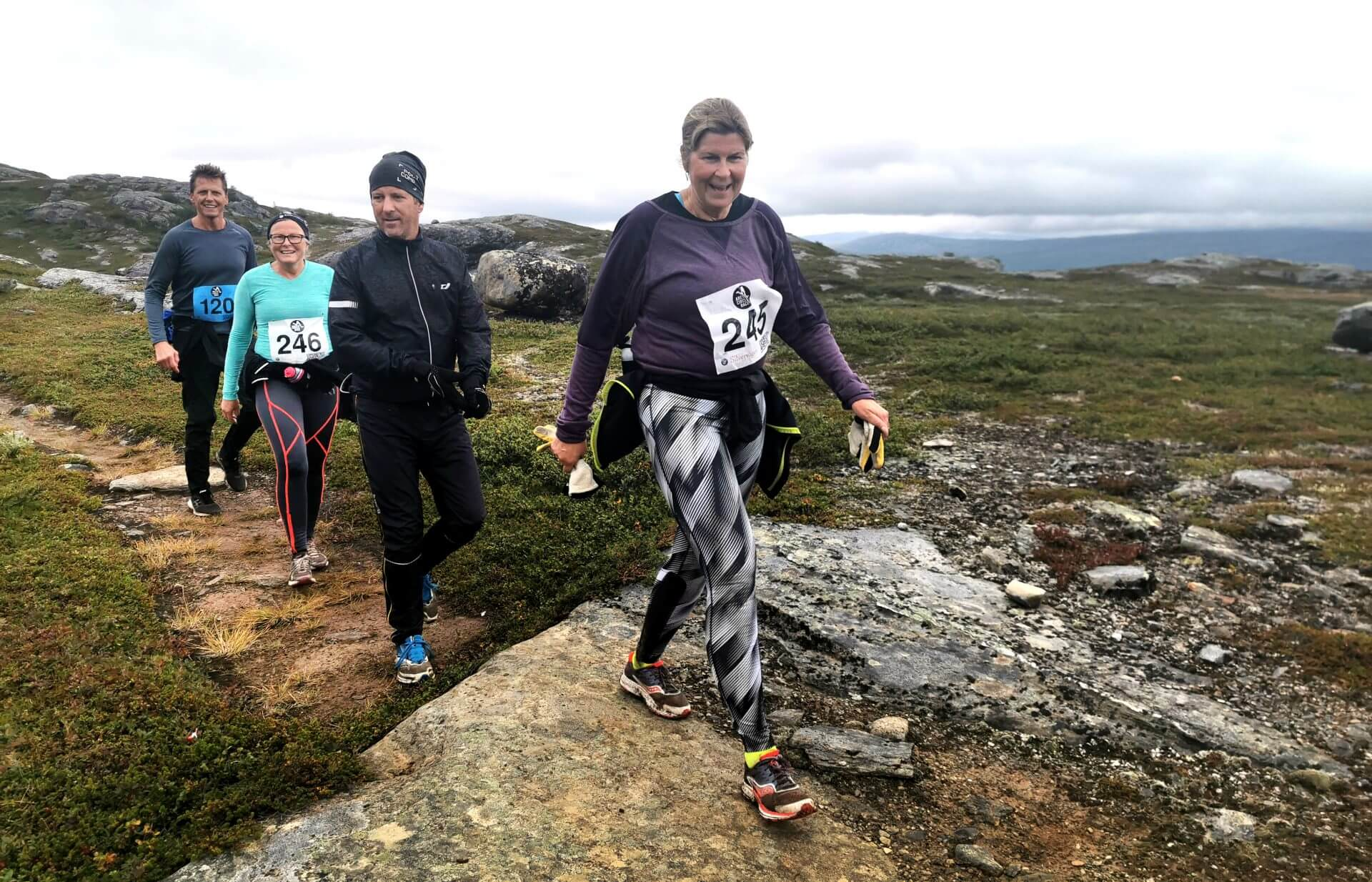Arctic Circle Race 2019 Polcirkelloppet Guijaure kontr fyra2