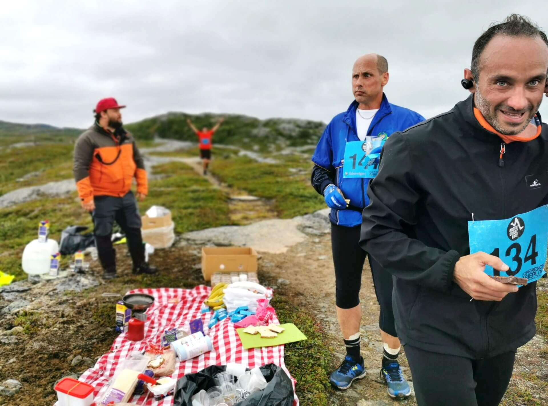 Arctic Circle Race 2019 Polcirkelloppet Guijaure kontr nr 134