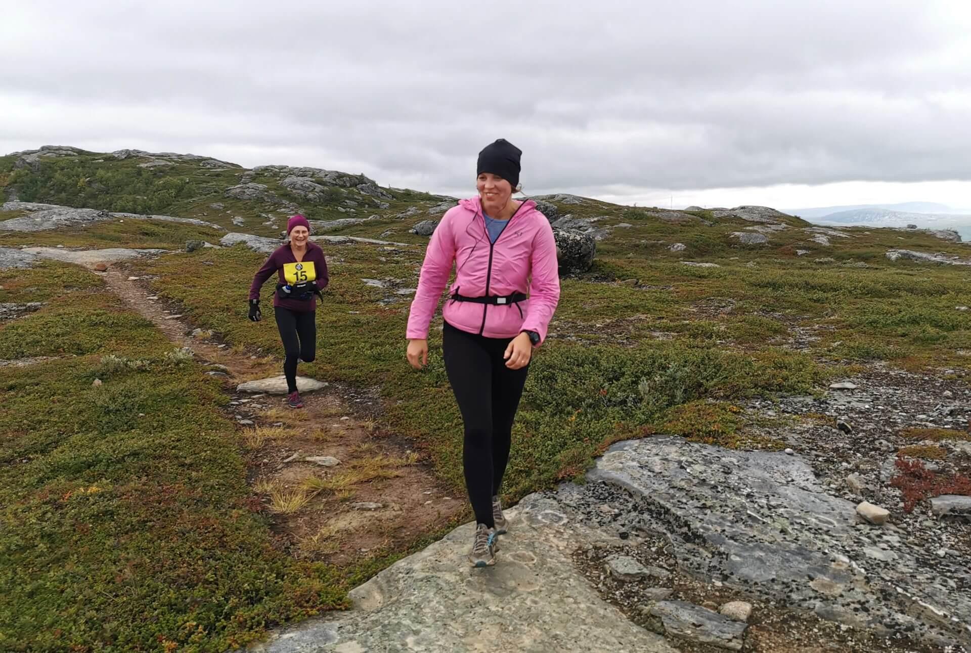 Arctic Circle Race 2019 Polcirkelloppet Guijaure kontr rosa 2