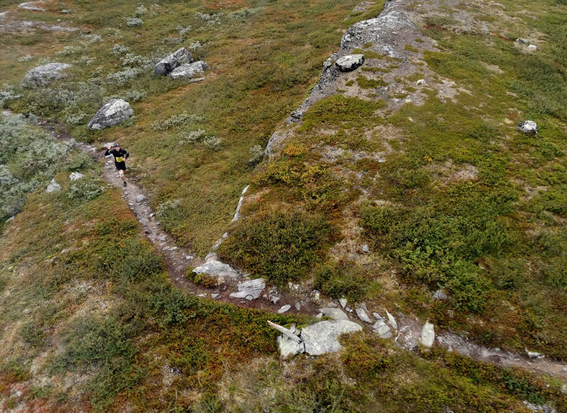 Arctic Circle Race 2019 Polcirkelloppet Guijaure nr 1
