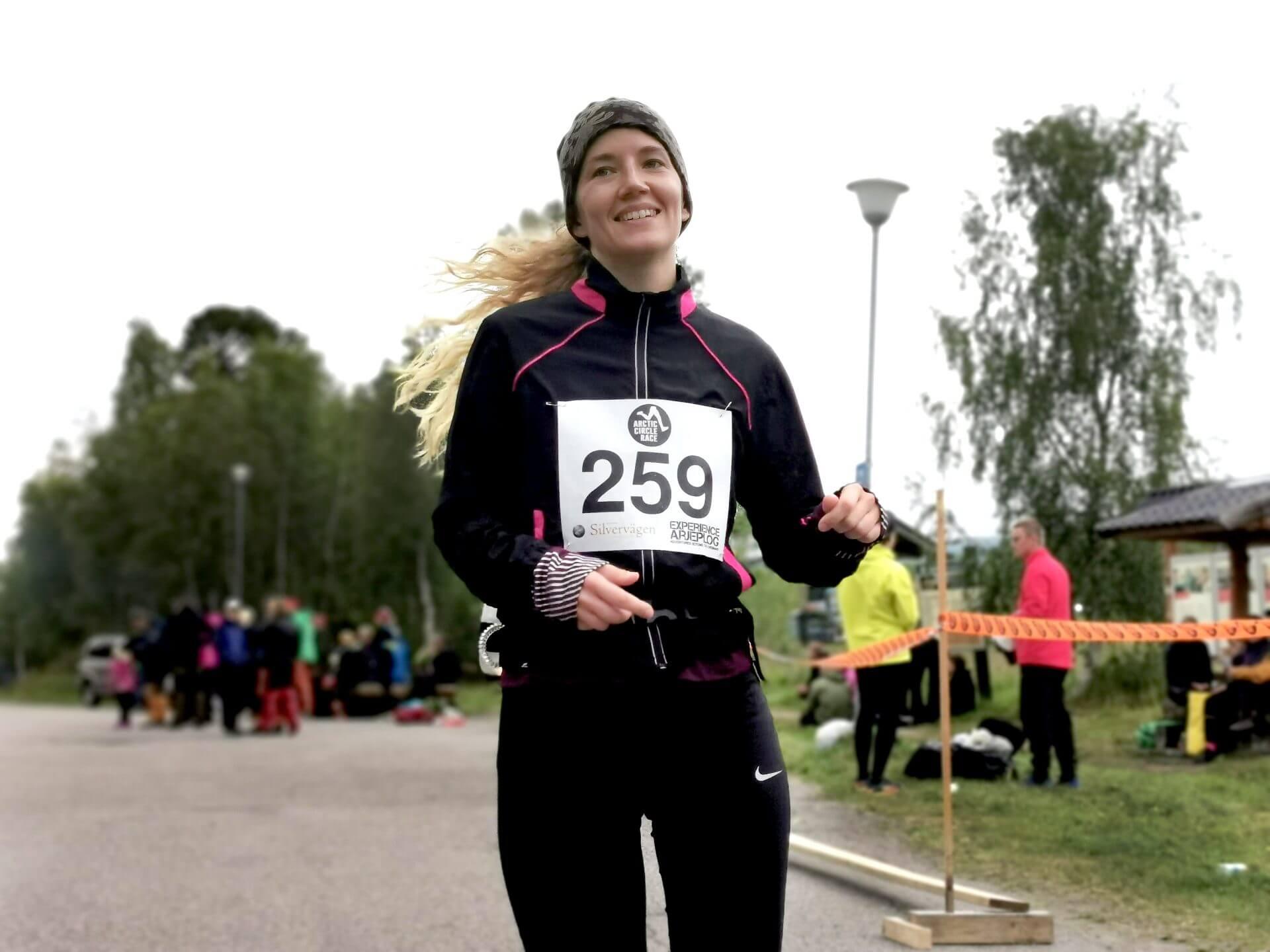 Arctic Circle Race 2019 Polcirkelloppet Guijaure nr 259