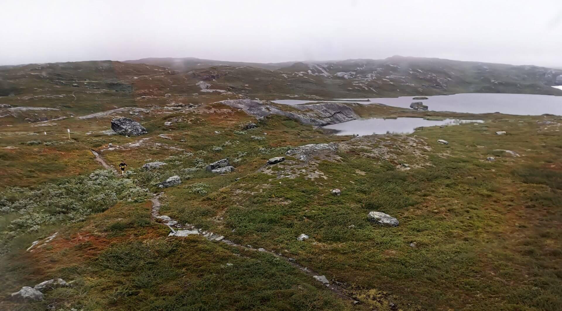 Arctic Circle Race 2019 Polcirkelloppet Guijaure nr ett