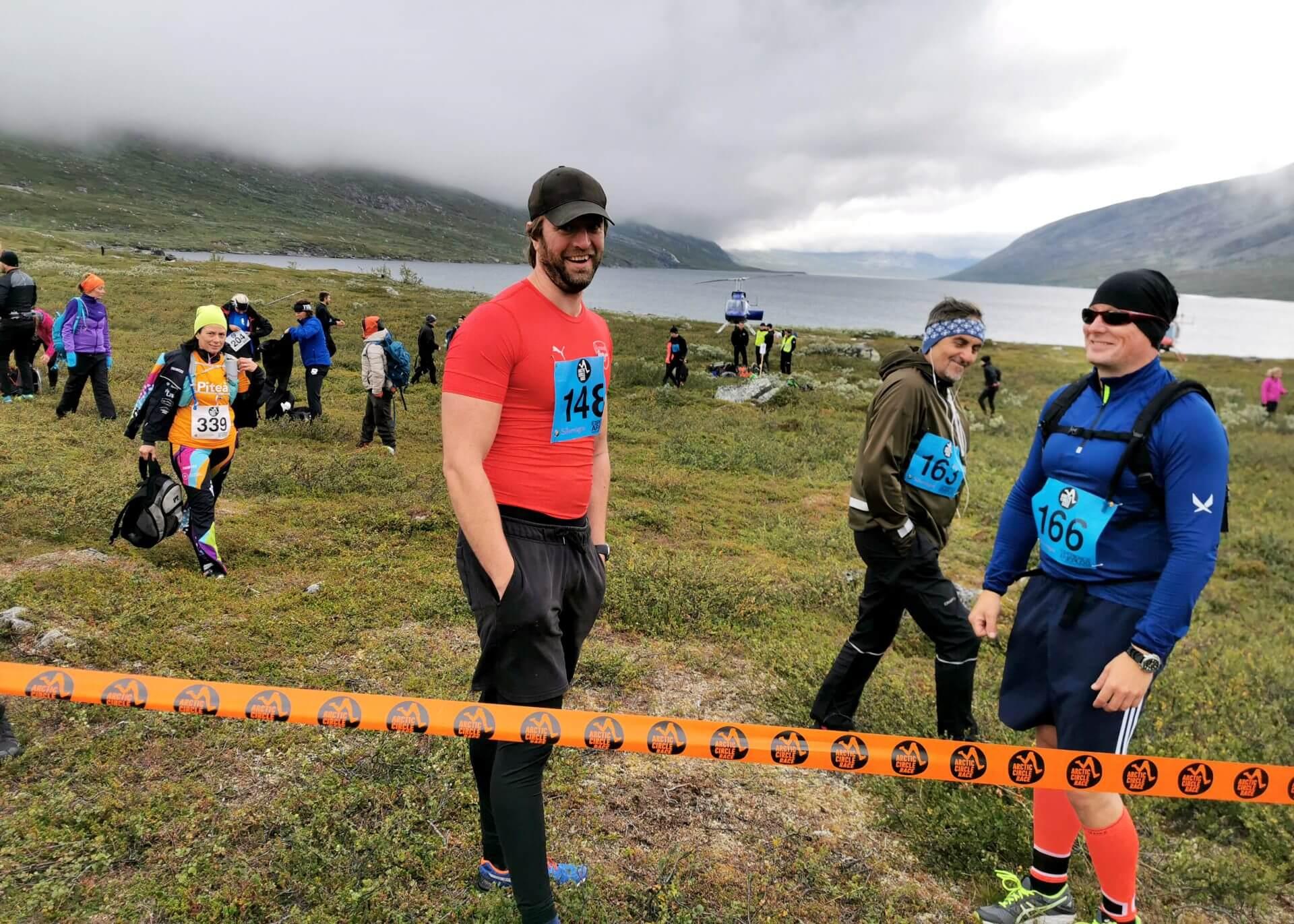 Arctic Circle Race 2019 Polcirkelloppet Guijaure start 148 Frans Helamb