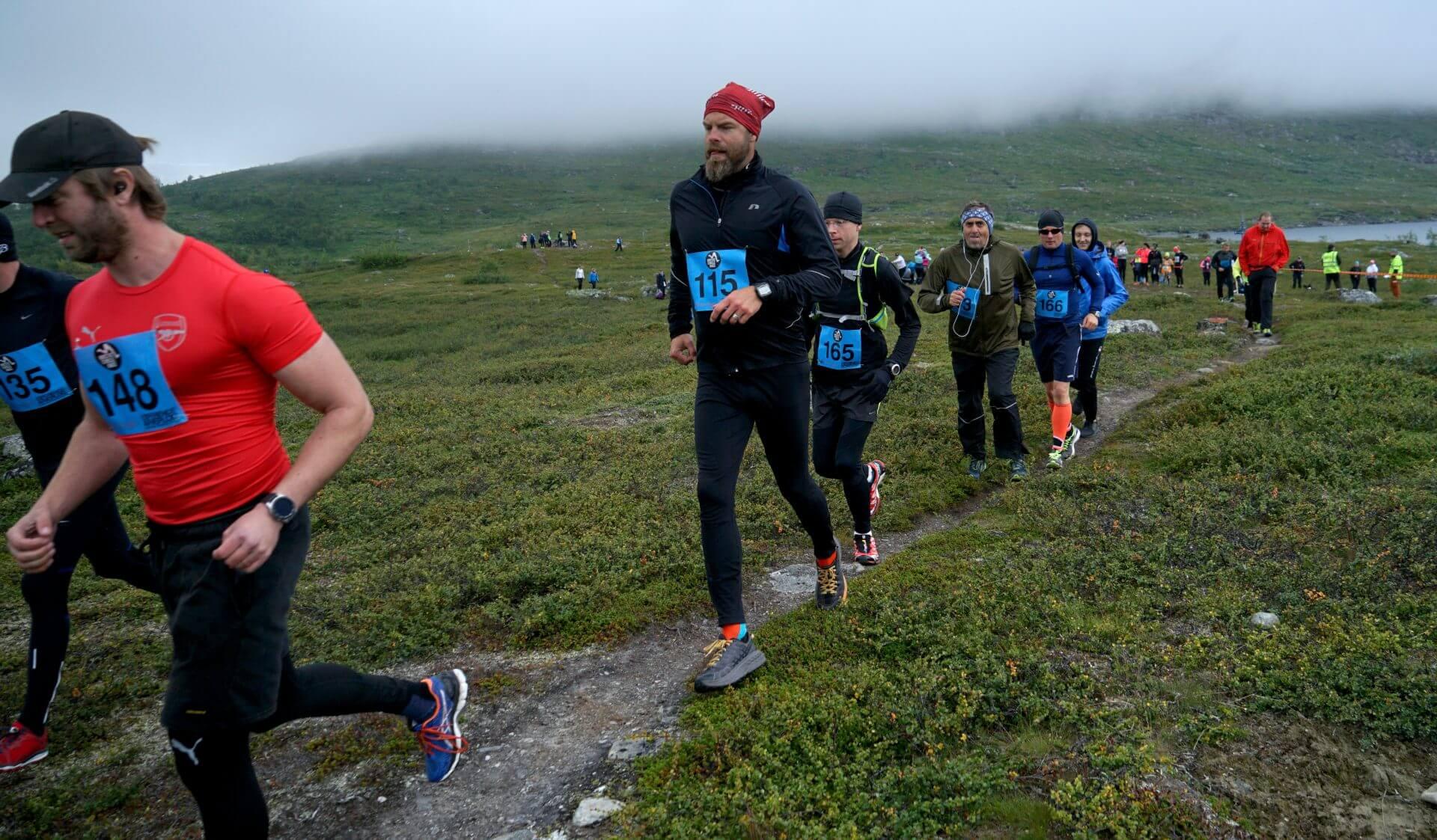 Arctic Circle Race 2019 Polcirkelloppet Guijaure start 148