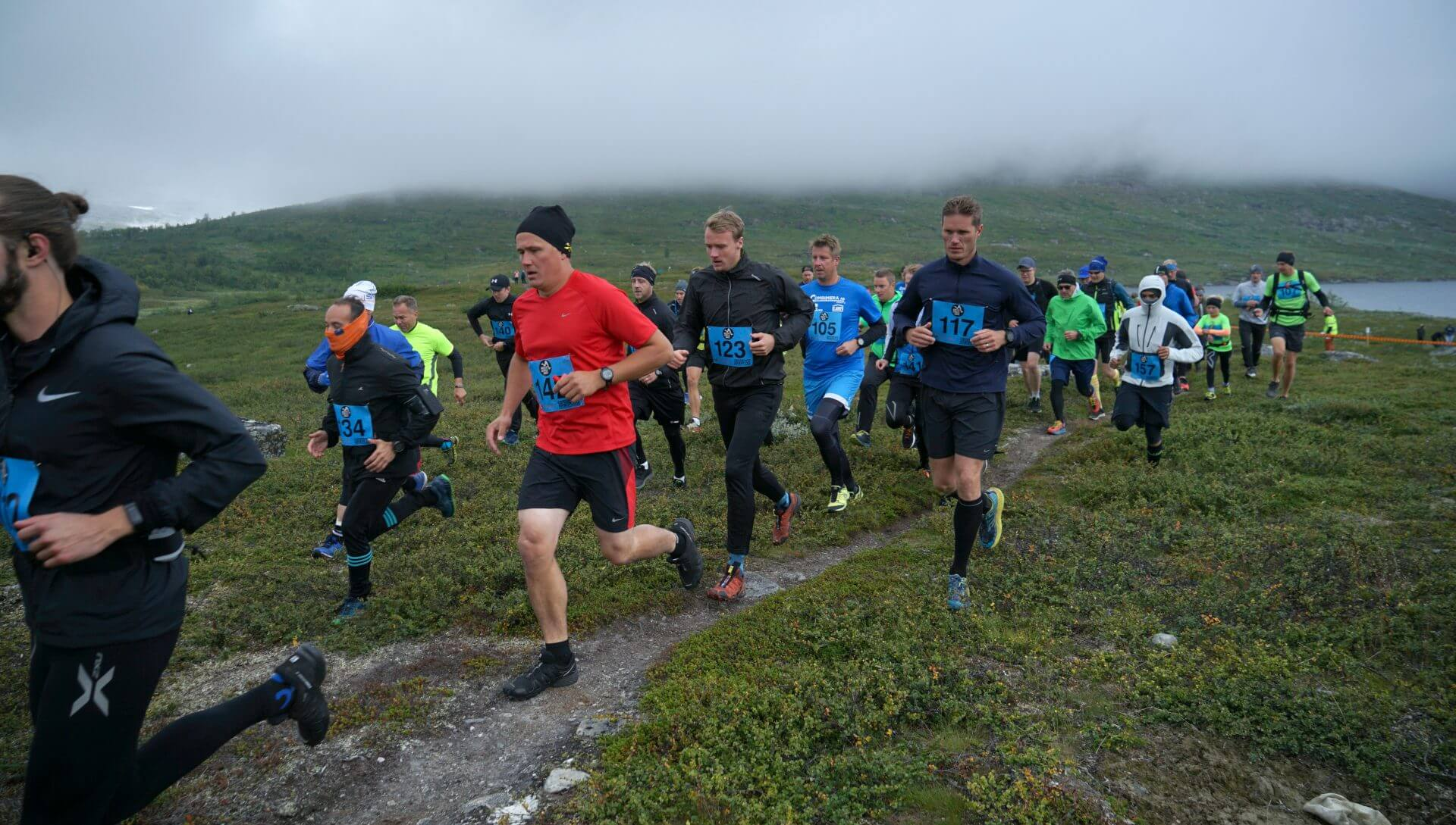 Arctic Circle Race 2019 Polcirkelloppet Guijaure start 2C