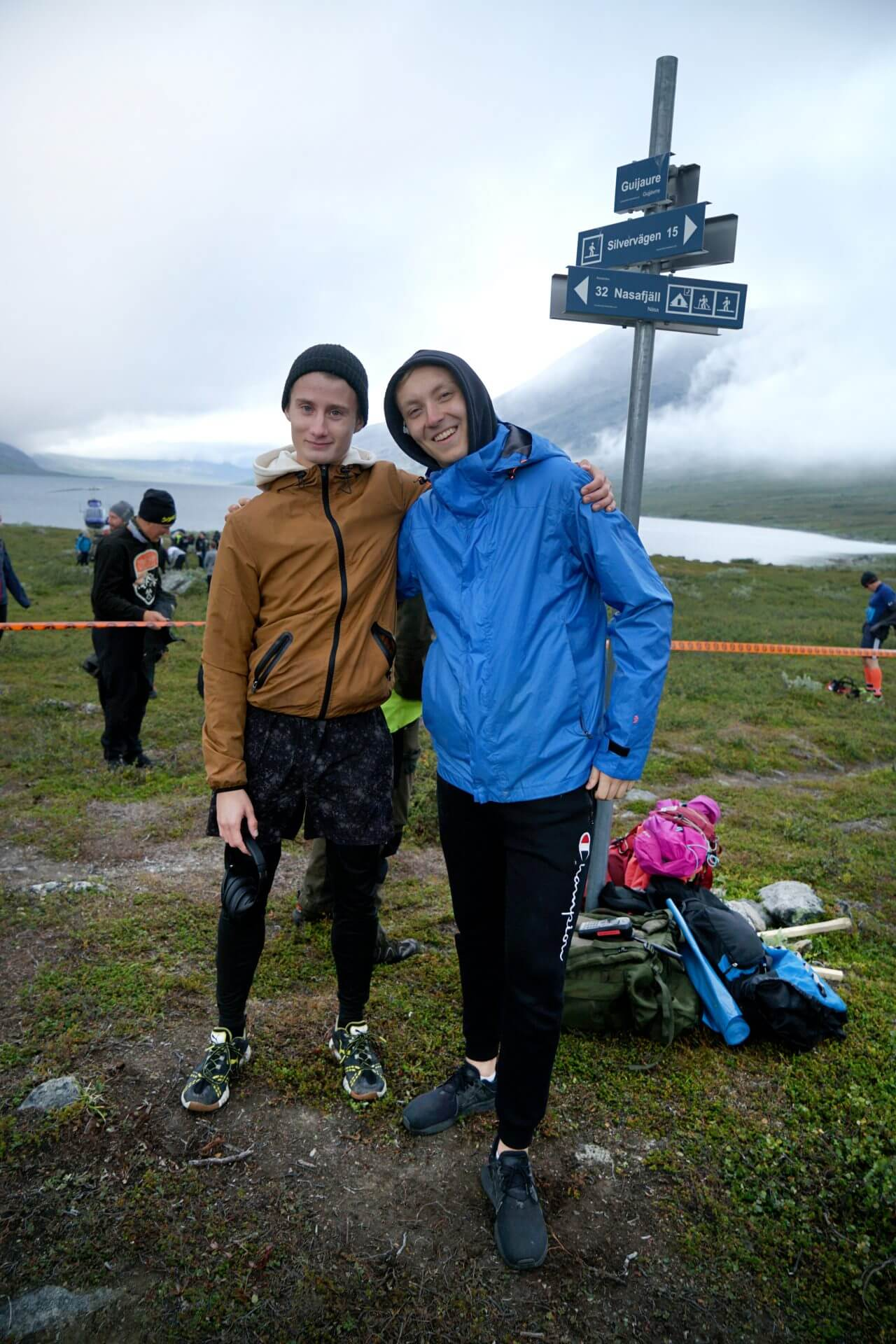 Arctic Circle Race 2019 Polcirkelloppet Guijaure start 2Uppsala