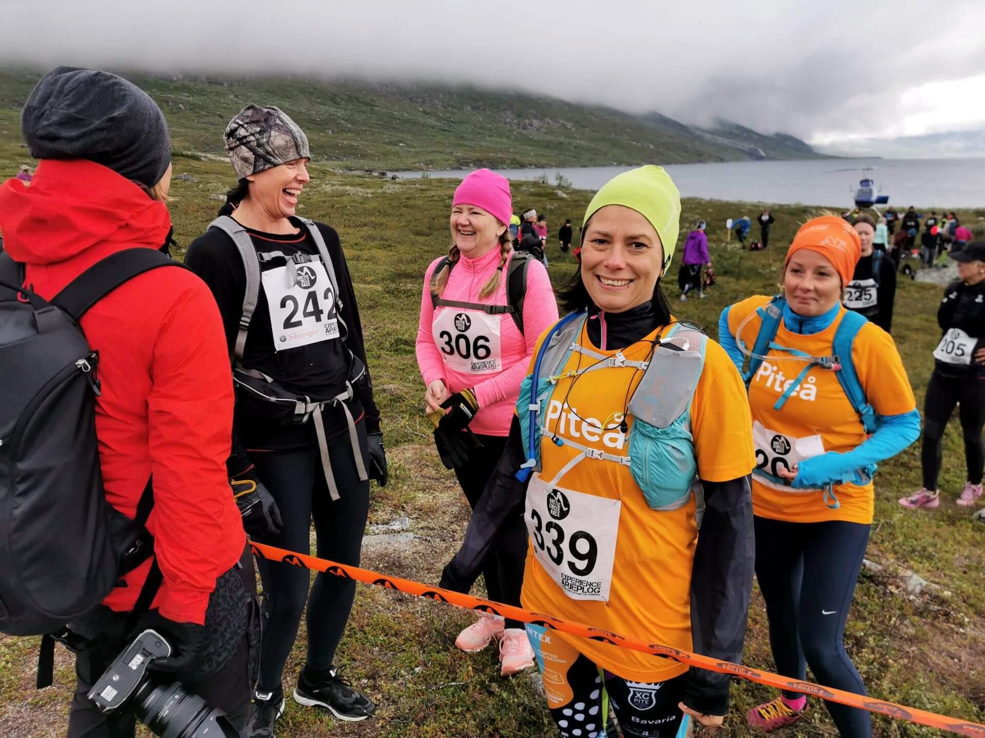 Arctic Circle Race 2019 Polcirkelloppet Guijaure start 339 Elin