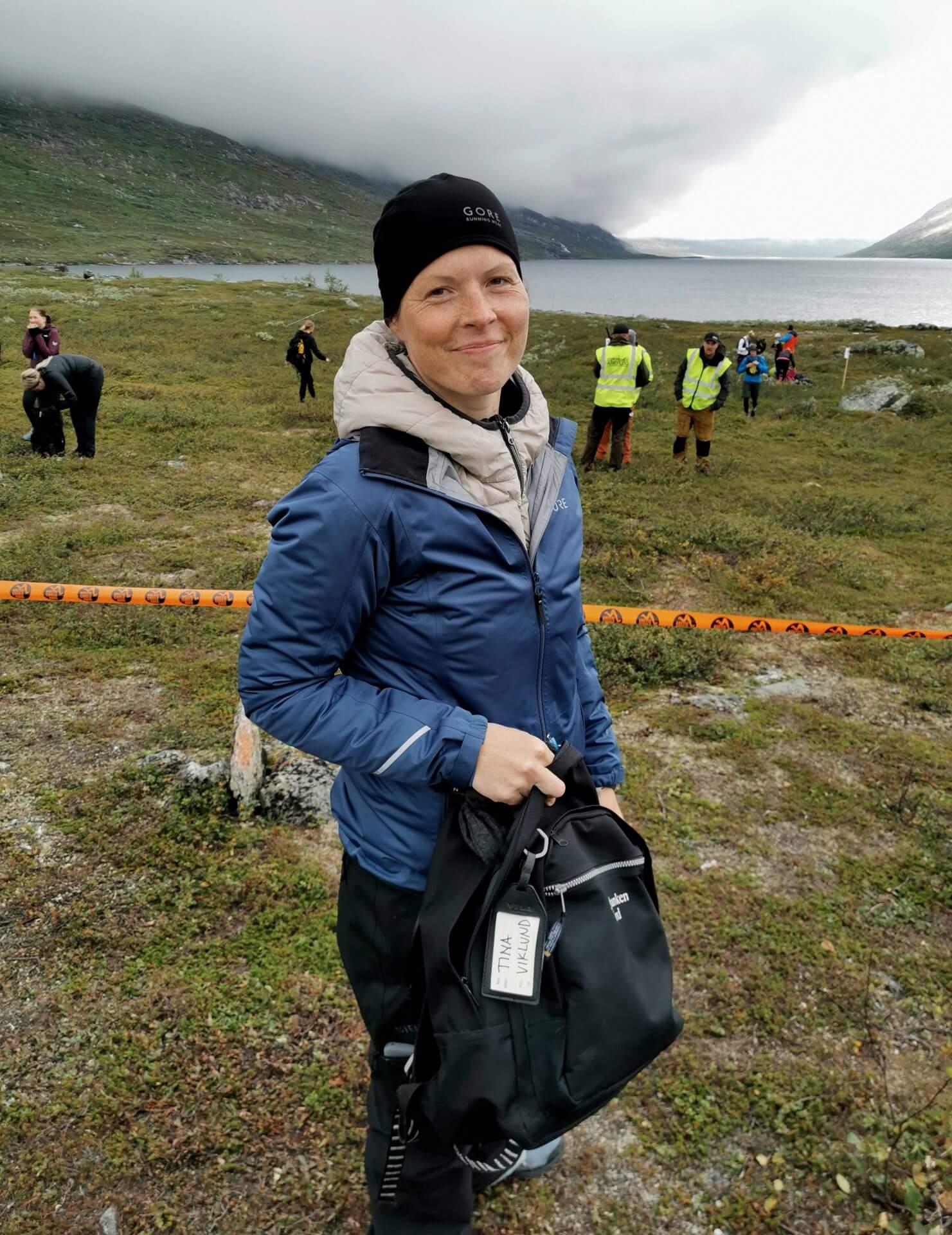 Arctic Circle Race 2019 Polcirkelloppet Guijaure start Tina Viklund