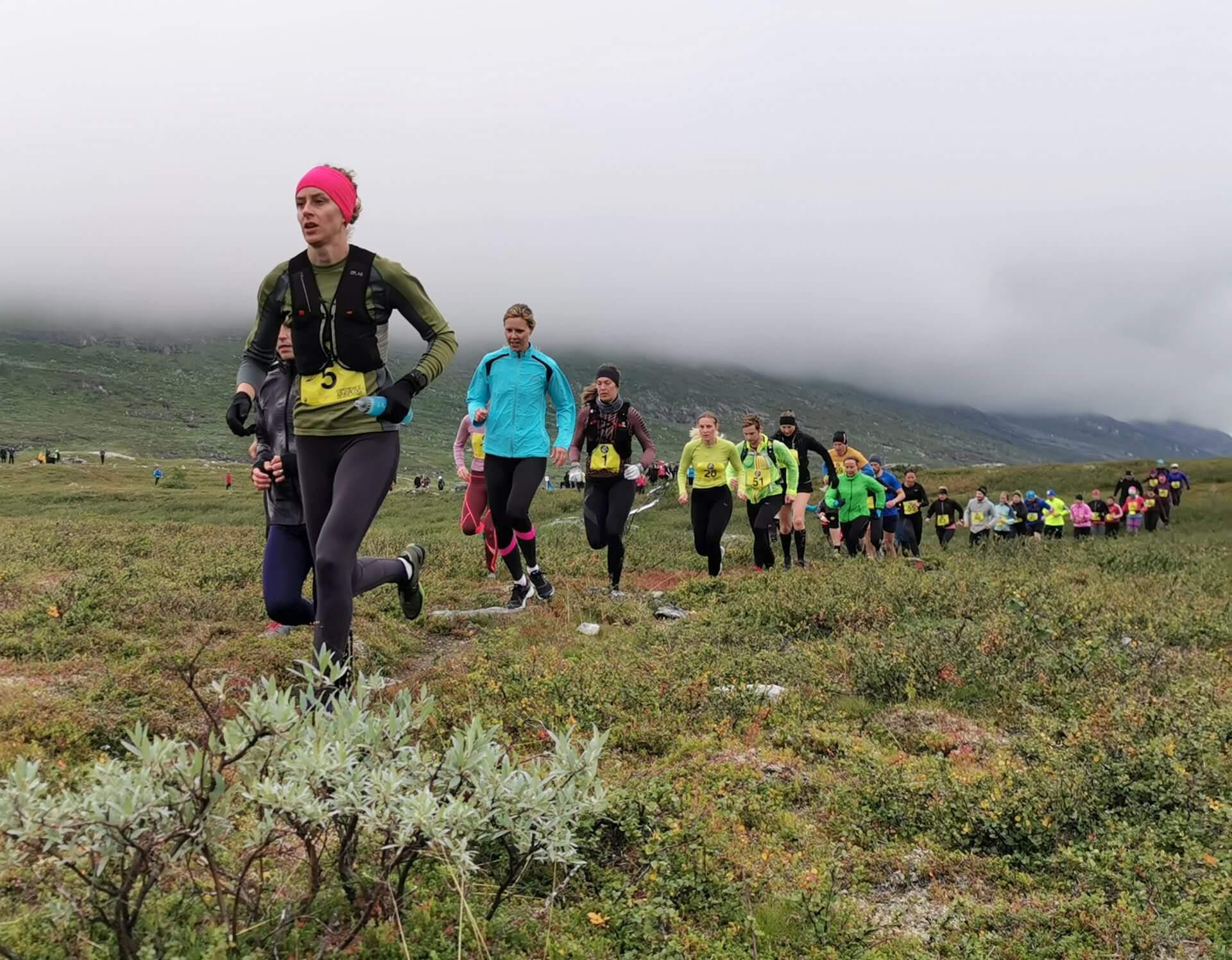 Arctic Circle Race 2019 Polcirkelloppet Guijaure start nr 5