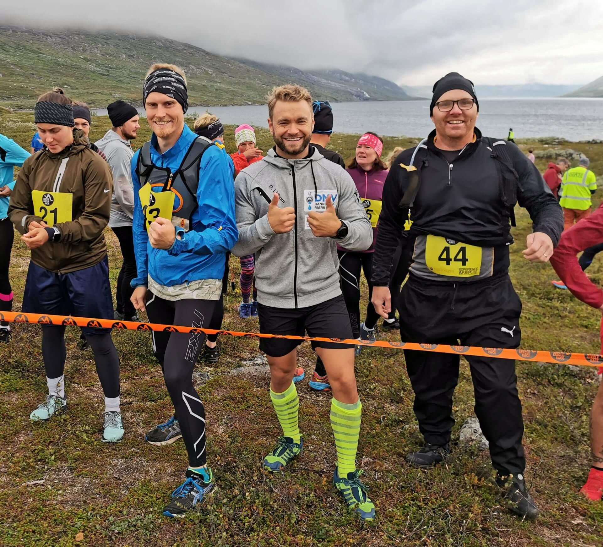 Arctic Circle Race 2019 Polcirkelloppet Guijaure start tre3